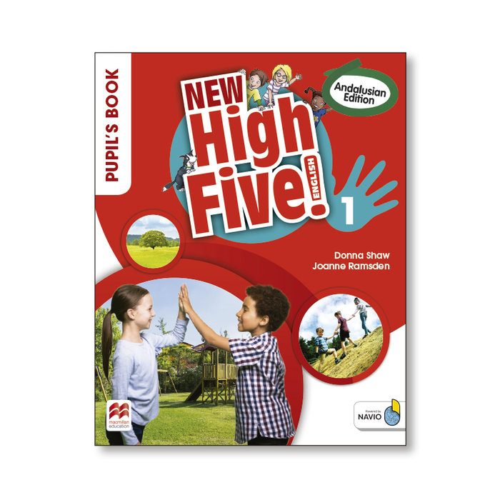 New high five 1ºep st andalucia 19