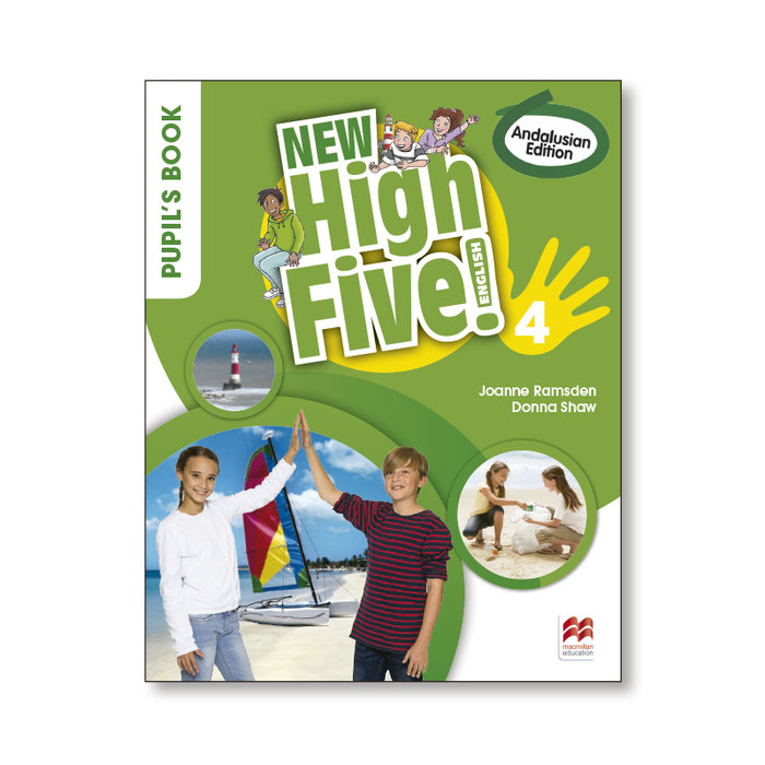 New high five 4ºep st andalucia 19