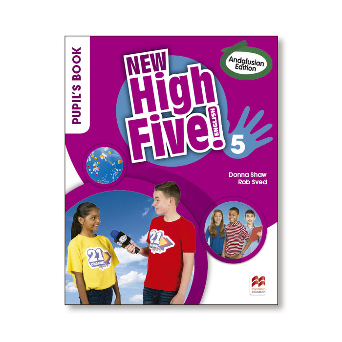 New high five 5ºep st andalucia 19