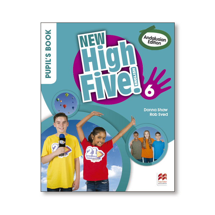 New high five 6ºep st andalucia 19