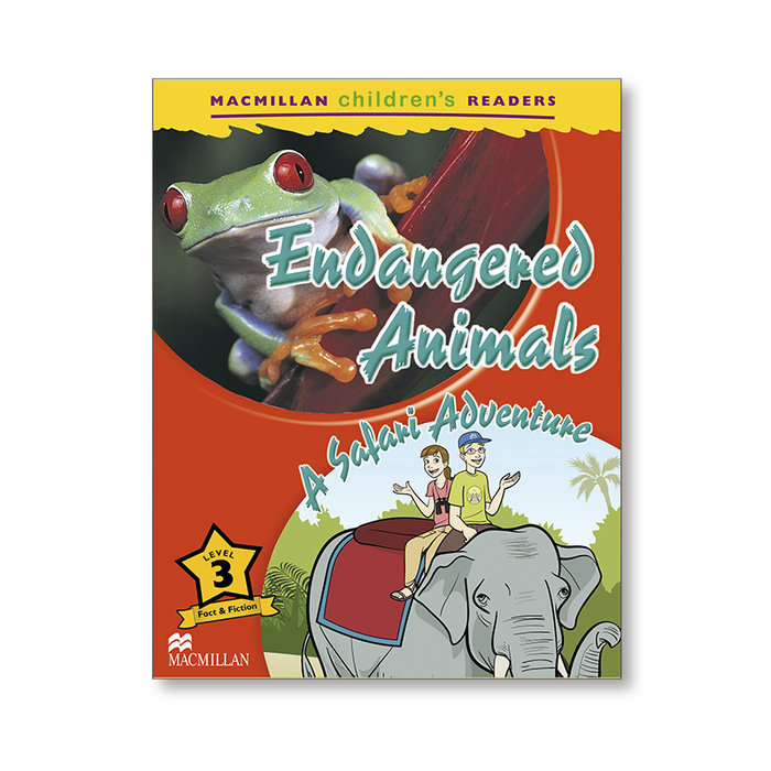 Endangered animals new ed mchr 3