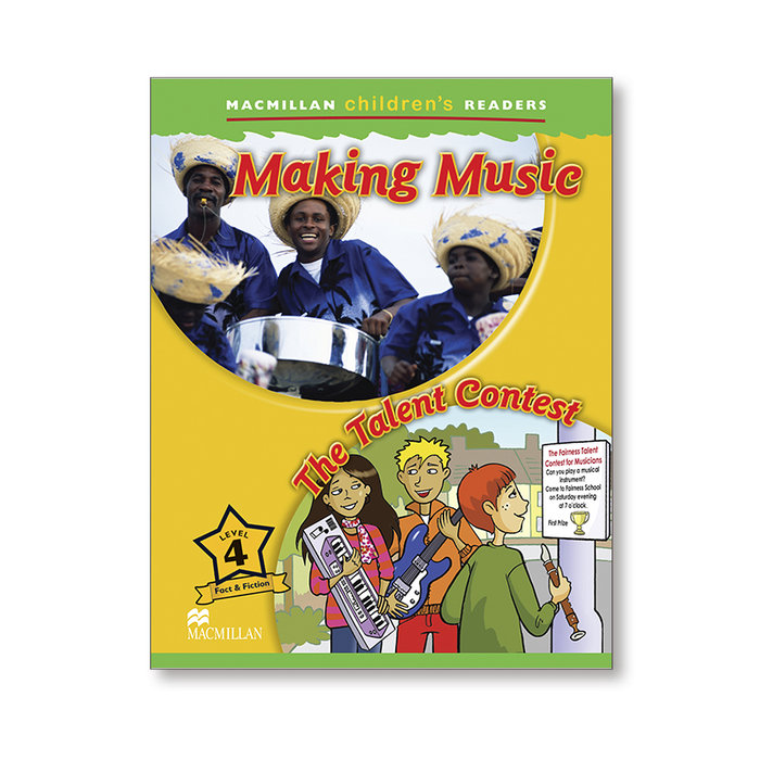 Making music/talent contes new ed mchr 4