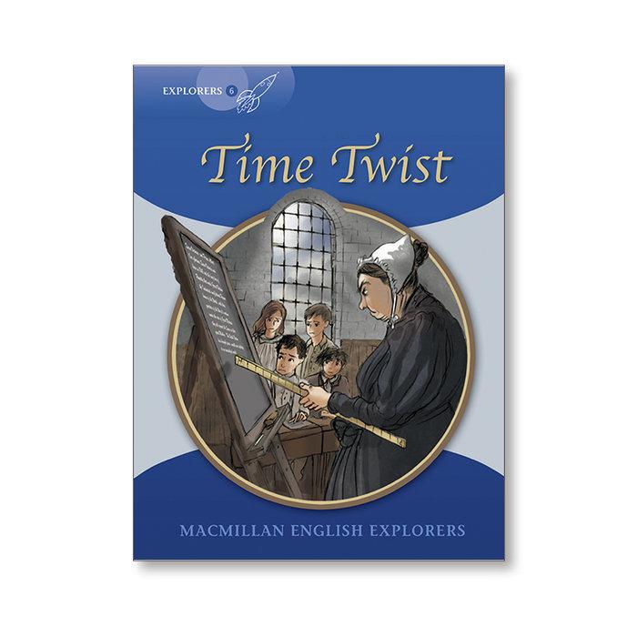 Time twist explorers level 6