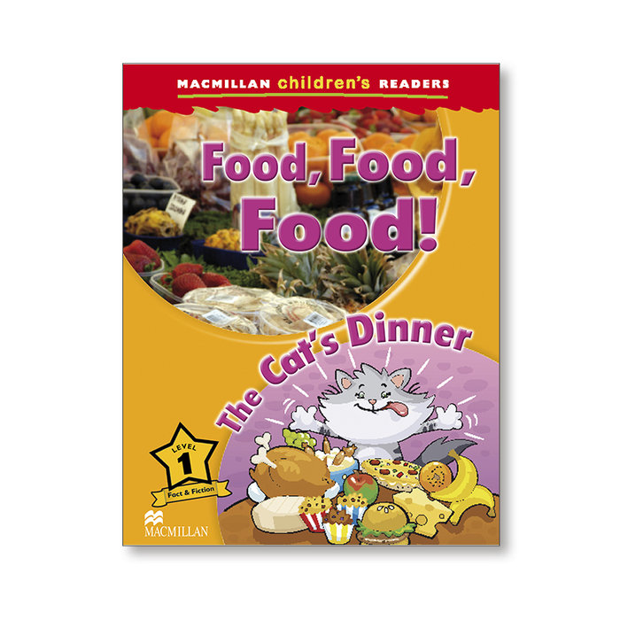 Food, food, food new ed mchr 1
