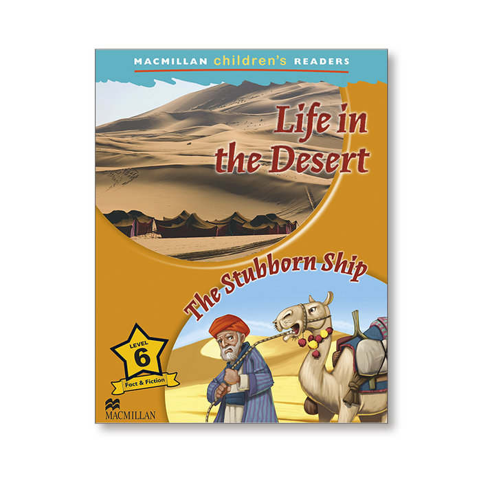 Life in the desert new ed mchr 6