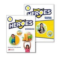 Heroes 3ºep wb pack+grammar practice 20