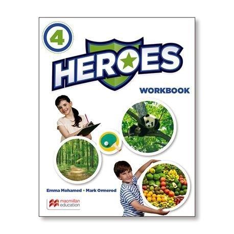 Heroes 4ºep wb pack+grammar practice 20