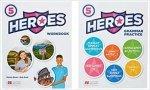 Heroes 5ºep wb pack+grammar practice 20