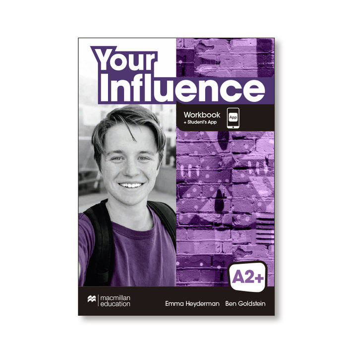Your influence a2+ wb pack 20