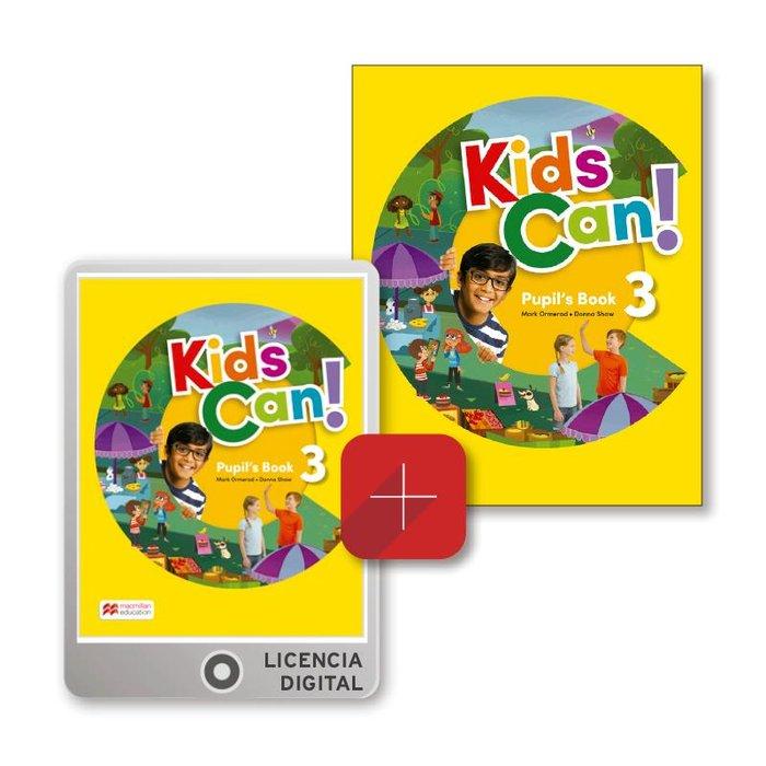 Kids can 3 st epack