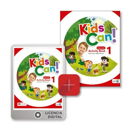 Kids can 1 essential wb epack