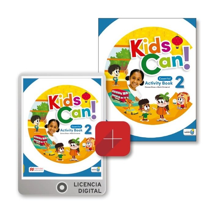 Kids can 2 essential wb epack