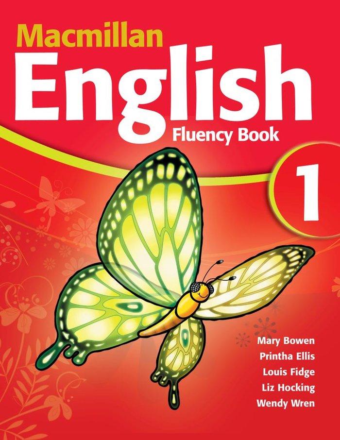 Mcmillan english 1ºep 08 fluency book
