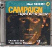 Campaing 1 cd english for the military