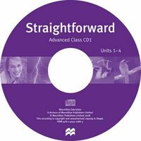Straightforward advanced class cds