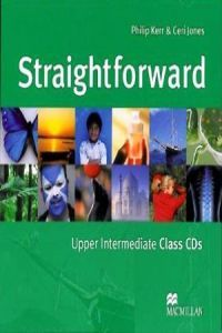 Straight forward upper intermediate cd