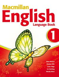 Mcmillan english 1ºep 08 language book