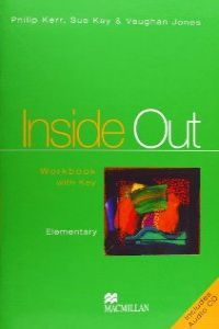 Inside out elementary 1 wb+cd with key