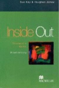 Inside out upper intermediate wb-with key+cd