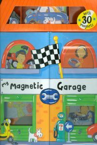 My magnetic garage