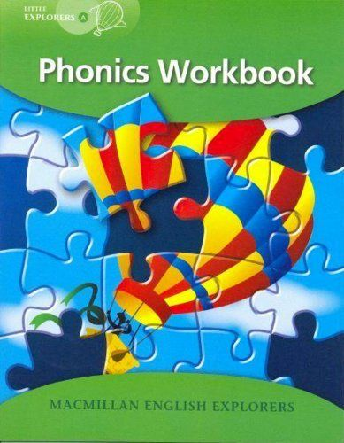 Explorers little a phonics wb