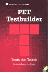 Pet testbuilder +key pack