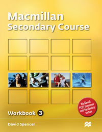 Macmillan secondary course 3ºeso 06 wb +magazine