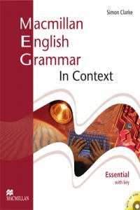 English grammar in context essential with key