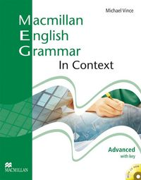 Macmillan english grammar context advanced con key