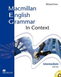 Macmillan english grammar context intermediate con