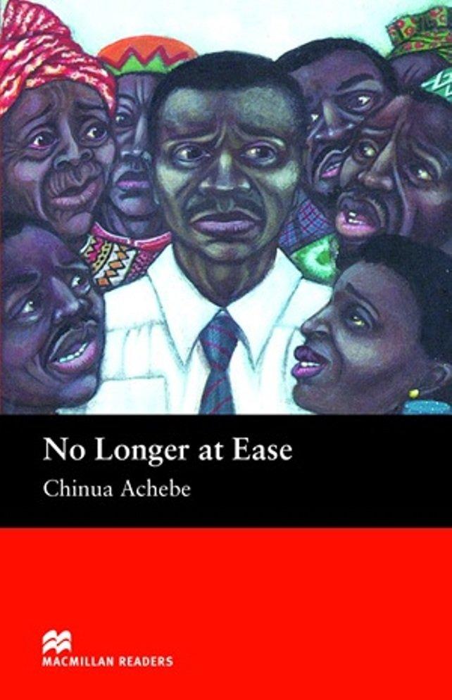 No longer at ease mr (i)