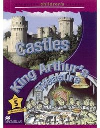 Castles king arthurs treasure  children readers 5