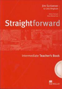 Teacher straightforward intermediate