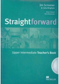 Libro profesor straightforward upper intermediate