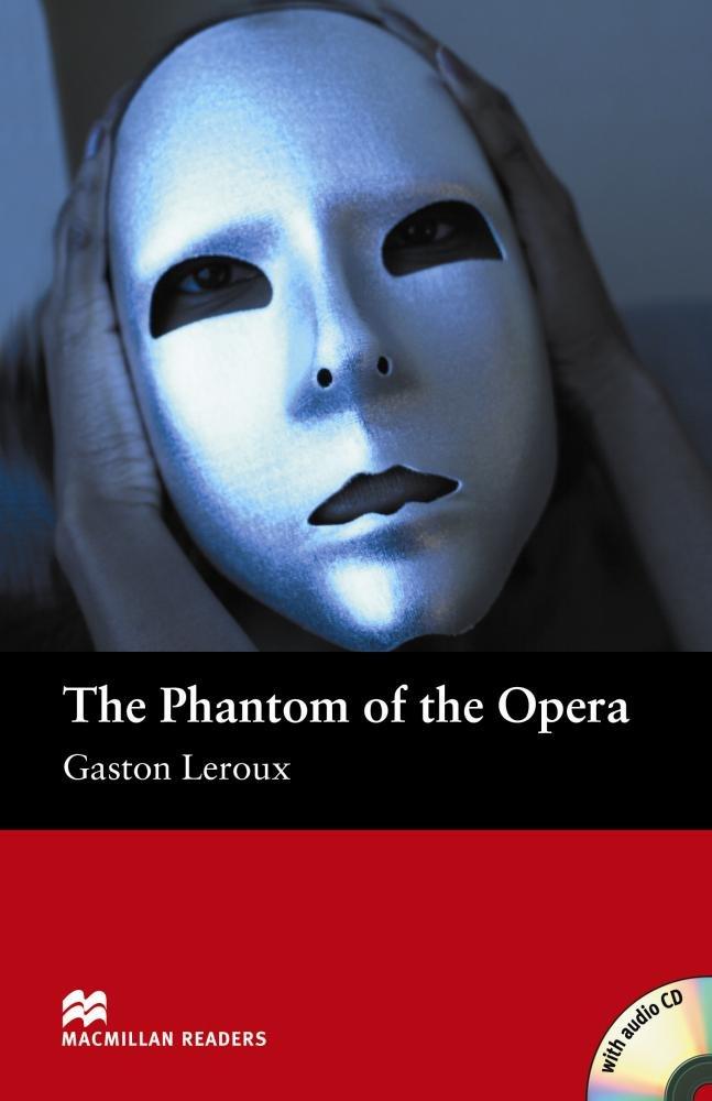 Phantom of the opera+cd gr