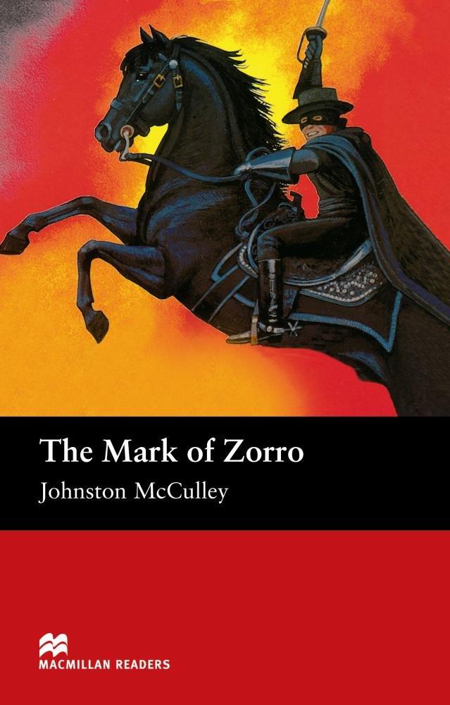 Mark of zorro mr (e)