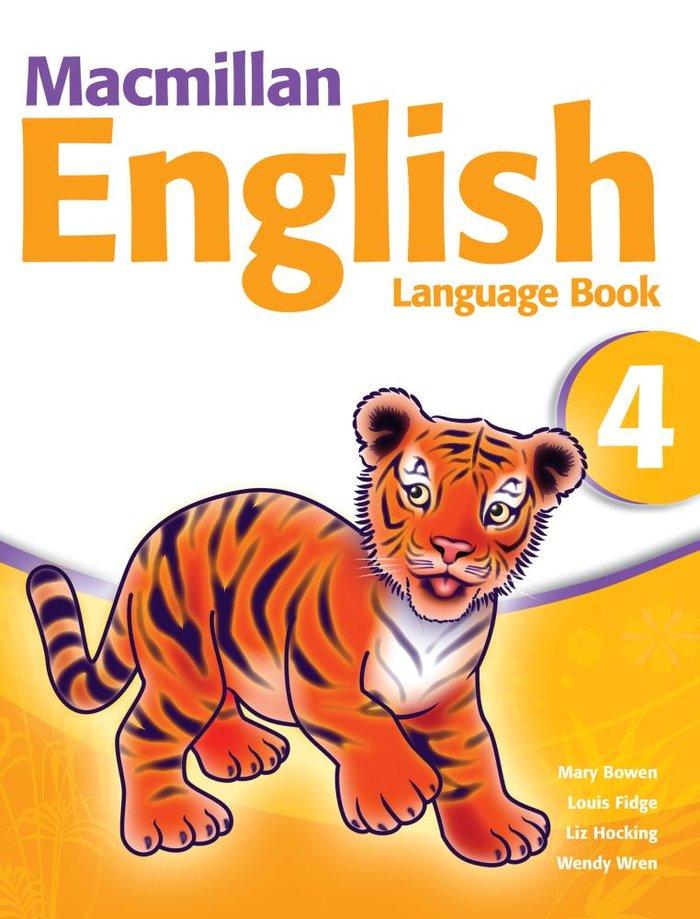 Mcmillan english 4ºep 08 language book