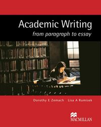 Academic writing sts