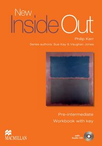 New inside out pre intermediate wb + key