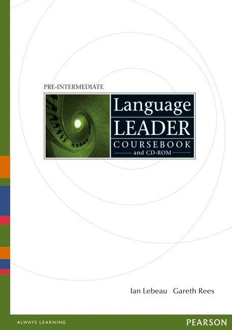Language leader pre intermediate 08 sb+cd