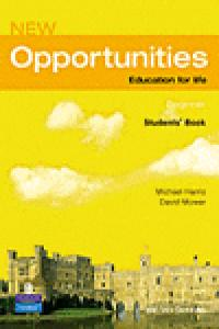 New opportunities beginner st 06