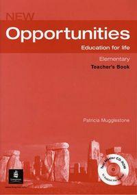 New opportunities elementary teacher