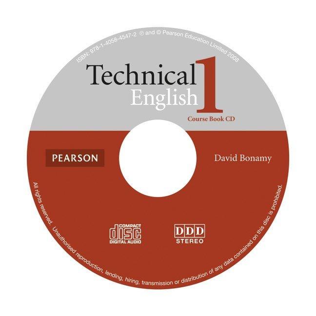 Technical english 1 sb cd