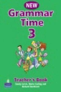 New grammar time 3 teacher´s book