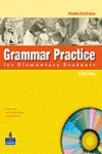 Grammar practice elementary sb with key