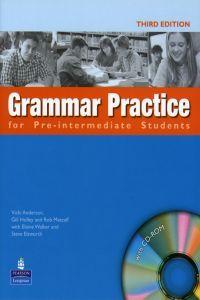Grammar pract.pre-int.st with    longman