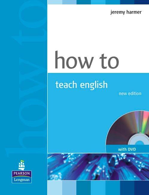 How to teach english+ dvd n/e