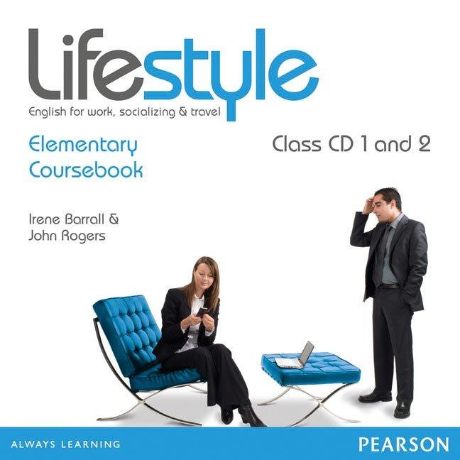 Lifestyle elementary class cds