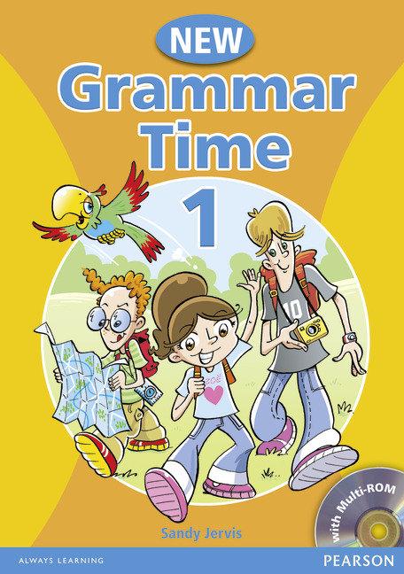 Grammar time 1 sb 08 multirom