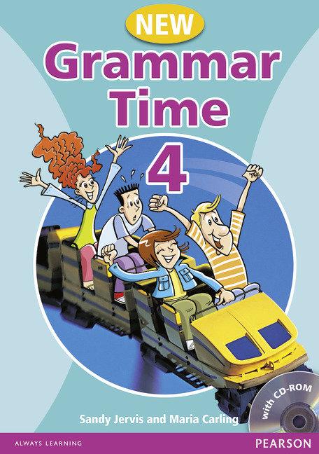 Grammar time 4 sb 09 multirom